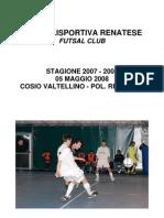 Foto 2008.05.05 Playoff Cosio Renatese x Sito