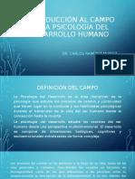Introducción al campo de la Psicología del Desarrollo