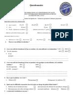 Questionnaire achraf.pdf