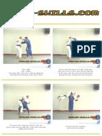 Judo Kata Guruma