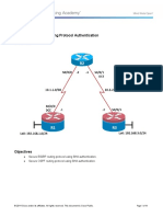 CCNPv7_ROUTE_Lab8-2_Routing_Protocol_Authentication_Student