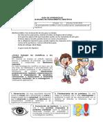 Guía de biología Primero jose moraga