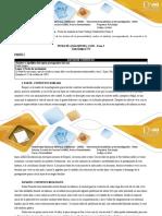 Fase 3 - Clasificación, Factores y Tendencias de la Personalidad