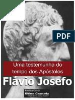 Flavio Josefo - Uma Testemunha Do Tempo Dos Apóstolos