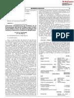 Perú D.S. 1866443-4
