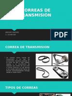 CORREAS DE TRANSMISIÒN