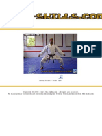 Karate Horsestance