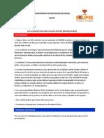 Ch 5M 2. LOS ACCIDENTES NO SON COSA DEL DESTINO - PRIMERA