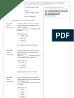 Assignment 1 Questionnaire U1secundtime