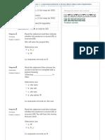 Assignment 1 Questionnaire U1