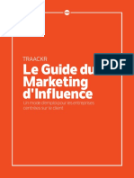Le Guide Du Marketing d Influence