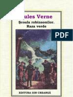 [PDF] 06 Jules Verne - Scoala or Raza Verde 1975