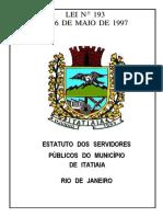 Estatuto do Servidor de Itatiaia.pdf