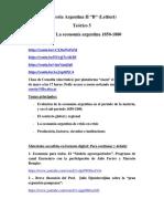 Teorico 5 - Economia 1850-1880