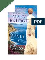 Mary Balogh -Club Supervivientes 06-Sólo un beso