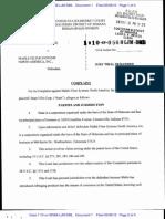 Complaint - Stant v. Mahle