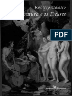 Roberto Calasso - A Literatura e os Deuses-Companhia das Letras (2004)