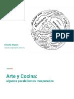 Presentaci+¦n Claudia Segura