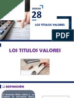 SESION 28 - TITULOS VALORES.pdf