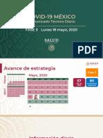 CP Salud CTD Coronavirus COVID-19, 18may20