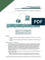 diagnostico de faIIas en os registros de configuracion de arranque