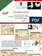 ESTUDIO DE CASO FRACTURA DE COLLES.pptx