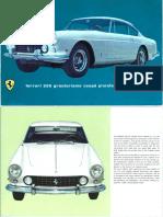 Ferrari 250 GTE Owners Manual