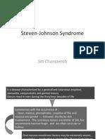 Steven-Johnson Syndrome (2)