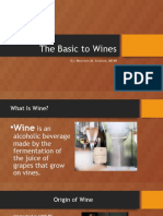 Wine service ppt HRA3 with pic
