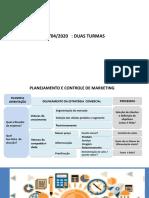 EXEMPLO DE UM PLANO DE MARKETING... e Case COBASA (1)