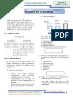 1. CLASIFICACION DE LA MATERIA (1)