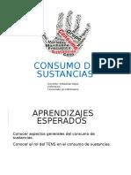 CLASE 8 CONSUMO DE SUSTANCIAS
