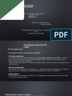 contabilidad fase 3 estados financieros presentación PowerPoint