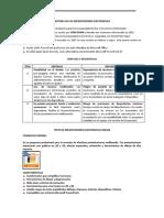 HISTORIA DE LOS PRESENTADORES ELECTRONICOS