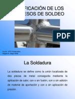 SOLDADURA-PROCESOS