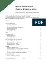 Ejercicios sueltos de decisión, bifurcación, fusión y unión.pdf