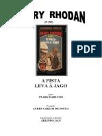 P-282 - A Pista Leva à Jago - Clark Darlton.doc