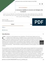 Asignación justa de escasos recursos médicos en tiempos de Covid-19 _ NEJM