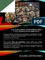 Populismos latinoamericanos2