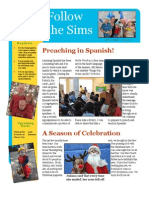 Sims Oct-Dec 2010 Newsletter