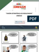Vision Estrategica de Resultados_Unesco