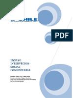 ENSAYO INTERVECION SOCIAL unidad1