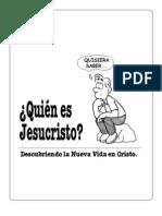 Quién es Jesucristo?