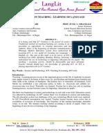 19. PROF. SHARAD V. AWARI & PROF. SUNIL Y. MHANKALE