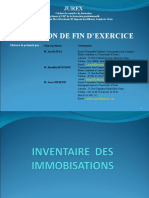 Formation Inventaire des immobilisations