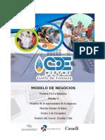 Modelo de Negocios Sheylin Dayani Ordoñez