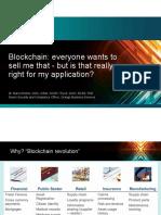 CSX2018 - blockchain