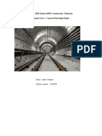 construction materials assessment UTS