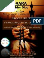 Brochure N°4 Daara Serigne Mor Diop