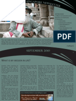 Isha Singapore Newsletter Sep 2010